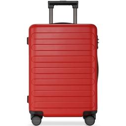 """Чемодан Xiaomi 90 Points Seven Bar Suitcase 24"""" Красный"""