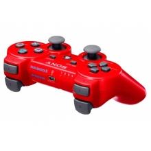 Джойстик PS3 Dual Shok 3 Red