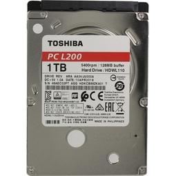 HDD диск Toshiba L200 HDWL110UZSVA