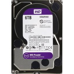 HDD диск Western Digital Purple WD60PURZ
