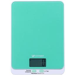 Кухонные весы Kitfort KT-803-1 Green