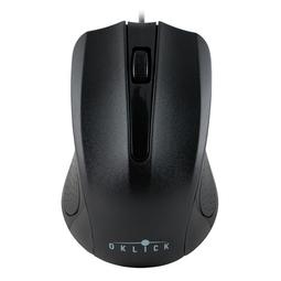 Мышь Oklick 225M Black