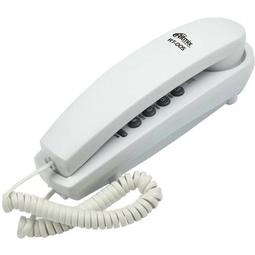 Проводной телефон Ritmix RT-005 White