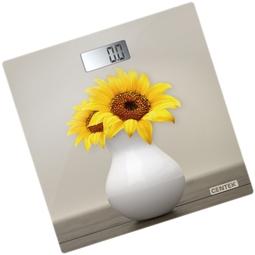 Напольные весы Centek CT-2428 Подсолнух