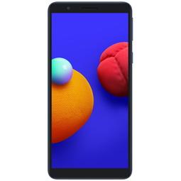 Смартфон Samsung Galaxy A01 Core Blue