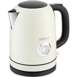 Электрочайник Kitfort KT-683-3 Beige