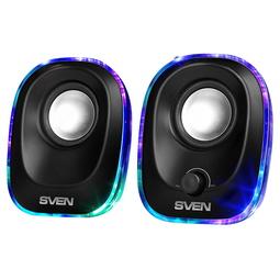 Звуковые колонки Sven 330 Black