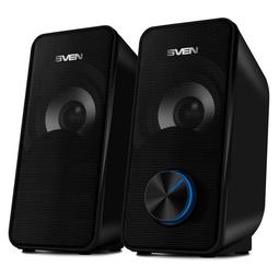 Звуковые колонки Sven 335 Black