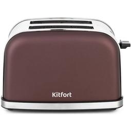 Тостер Kitfort КТ-2036-4 Dark Coffee