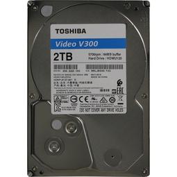HDD диск Toshiba V300 HDWU120UZSVA