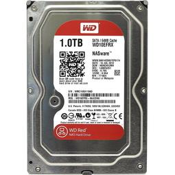HDD диск Western Digital Red WD10EFRX