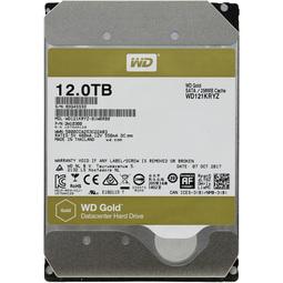 HDD диск Western Digital Gold WD121KRYZ