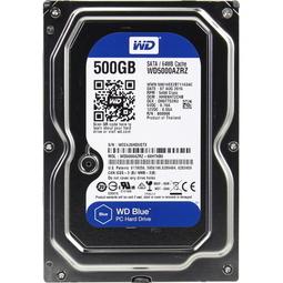 HDD диск Western Digital Blue WD5000AZRZ