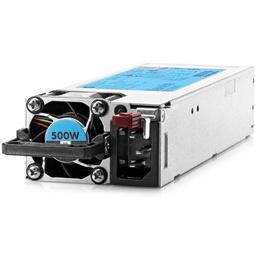 Блок питания HPE 500W FS Plat Ht Plg LH Pwr Sply Kit 865408-B21