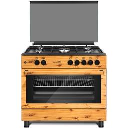 Газовая плита Dauscher E9412 Wood
