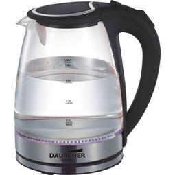 Электрочайник Dauscher DKT-1850LX Black/Steel