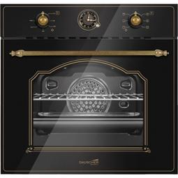 Встраиваемая духовка Dauscher BO6-CRB