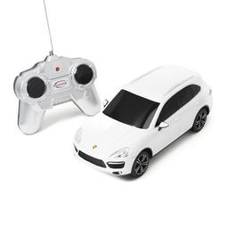 Радиоуправляемая игрушка Rastar Porsche Cayenne Turbo White