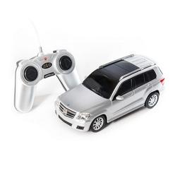 Радиоуправляемая игрушка Rastar 32100S Mercedes-Benz GLK-Class Silver
