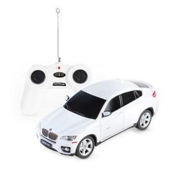 Радиоуправляемая игрушка Rastar 31700W BMW X6 White