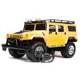 Радиоуправляемая игрушка Rastar 28600Y HUMMER H1 SUV