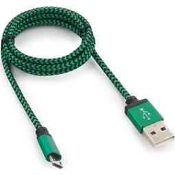 Кабель для смартфона Cablexpert CC-mUSB2gn1m USB 2.0 - MicroUSB