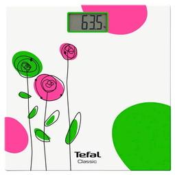 Напольные весы Tefal Classic Drawing Bloom PP1146V0 White