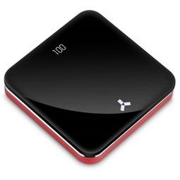 Внешний аккумулятор Accesstyle Carmine 8MP 8000mAh Black/Red