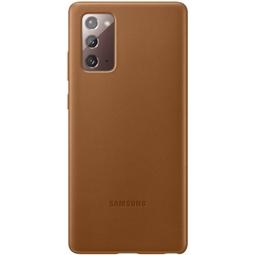Чехол для смартфона Samsung Leather Cover (EF-VN980LAEGRU) Для Samsung Galaxy Note 20