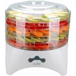 Сушилка для фруктов и овощей Smile FD 993