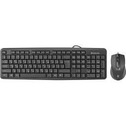 Клавиатура Defender C-270 Black