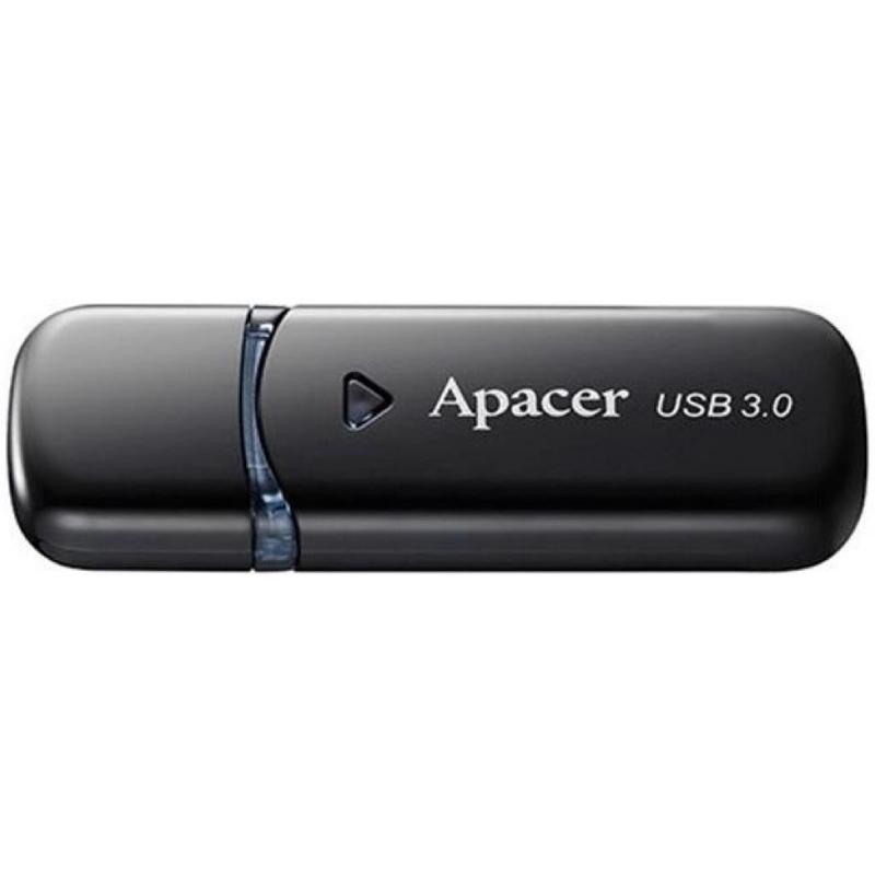Флэшка Apacer AP32GAH355B-1 Black