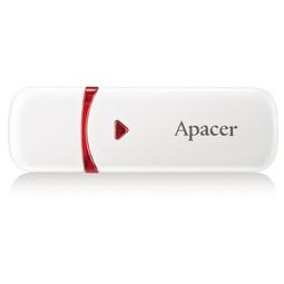 Флэшка Apacer AP32GAH333W-1 White