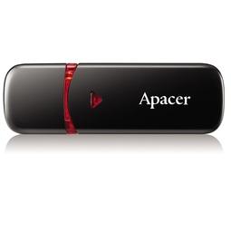 Флэшка Apacer AP64GAH333B-1 Black