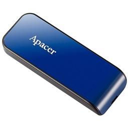 Флэшка Apacer AP64GAH334U-1 Blue