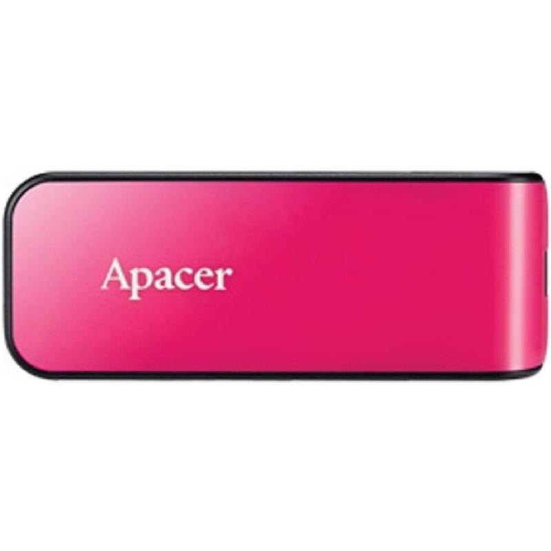 Флэшка Apacer AP32GAH334P-1 Pink
