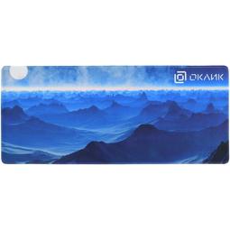 Коврик для мыши Oklick OK-FP0700 Dark Blue