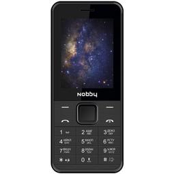 Мобильный телефон Nobby 200 Black