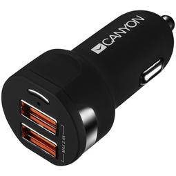 Зарядное устройство Canyon CNE-CCA04B Black