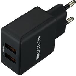 Зарядное устройство Canyon CNE-CHA03B Black