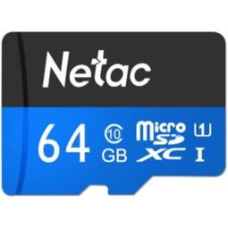 Карта памяти Netac P500STN 64Gb