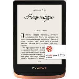 Электронная книга Pocketbook 632 PB632-K-CIS
