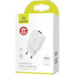 Зарядное устройство Usams CC78TC01 White