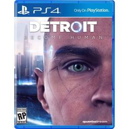 Видеоигра для приставки Detroit Become Human Стать человеком