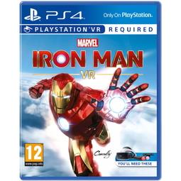 Видеоигра для приставки Marvel's Iron Man VR