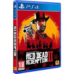 Видеоигра для приставки Red Dead Redemption 2