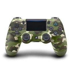 Джойстик Sony Dualshock CUH-ZCT2E PS4 Green Camouflage
