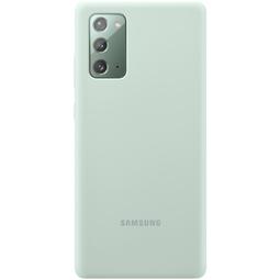 Чехол для смартфона Samsung Silicone Cover (EF-PN980TMEGRU) Для Samsung Galaxy Note 20
