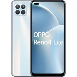Смартфон Oppo Reno 4 Lite Metallic White