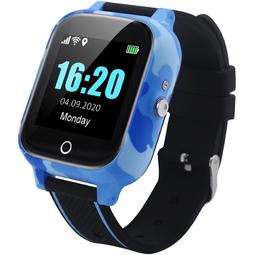 Детские Smart Часы Wonlex Sirius KT11 Blue